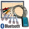 Electrocardiographe numérique sans fil ECG-PC Eolys