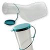 Urinal homme Plastique avec bouchon