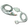 Câble patient 10 fils pour ECG Nihon Kohden