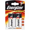 Piles alcalines Energizer ultra+ - LR14