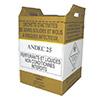 Cartons à déchets DASRI 25L