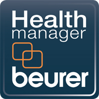 application Health manager de beurer