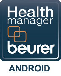 Application HealthManager pour Android