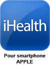 Application Ihealth pour Apple