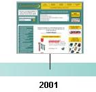 Distrimed : un catalogue complet de matériel médical en 2001