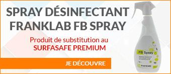 Franklab FB - Produit de substitution ANIOS