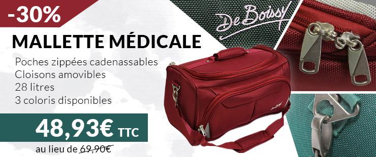 Malette City Medical Bag