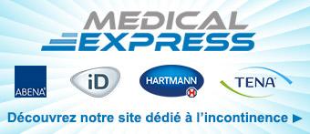 Medical Express - Notre site dédié à l'incontinence