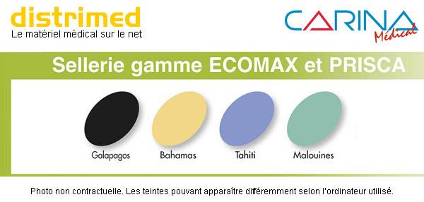 Sellerie gamme ECOMAX et PRISCA