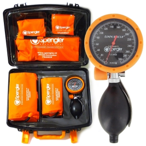Kit de tensiométrie Rescue - Spengler