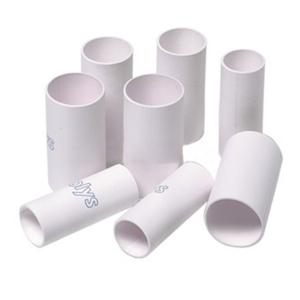 Embouts cartonnés pour spiromètre électronique ou débitmètre de pointe