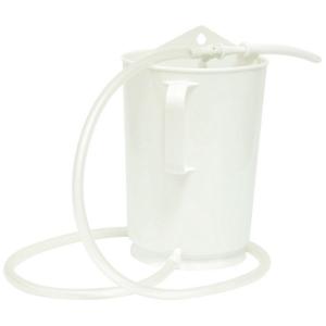 Bock à lavement plastique