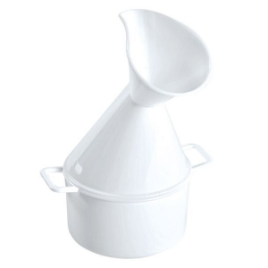 Inhalateur plastique 0.6 litre autoclavable