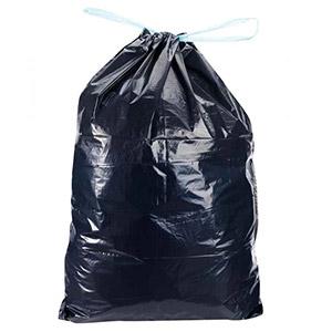 sacs poubelle avec lien coulissant. Black Bedroom Furniture Sets. Home Design Ideas