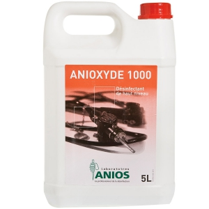 Désinfection totale à froid Anios Anioxyde 1000
