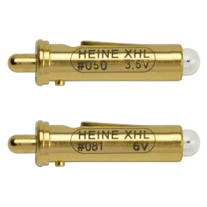 Ampoule HEINE 3,5 V #50 ou 6 V #081 pour Ophtalmoscope indirect à main