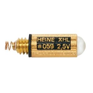 Ampoule HEINE 2,5 V #059 - pour laryngoscope à éclairage conventionnel