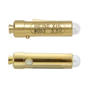 Ampoule HEINE 2,5 V #034 ou 3,5 V #053 pour dermatoscopes et loupes éclairantes