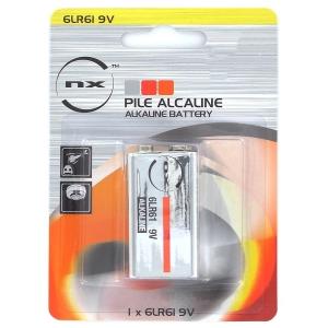 Pile Alcaline NX LR61 - 9V