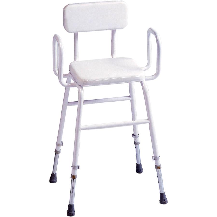 Chaise haute de cuisine pour seniors for Modele de chaise pour cuisine