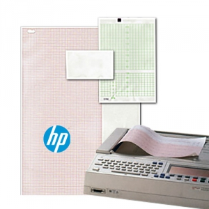 Papier compatible pour ECG Hewlett Packard
