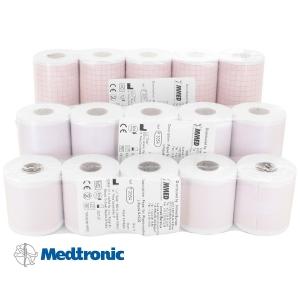 Papier compatible pour ECG Physio Control - Medtronic
