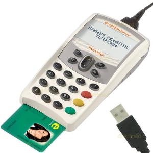 Lecteur de cartes Sésam Vitale Twin30+ USB