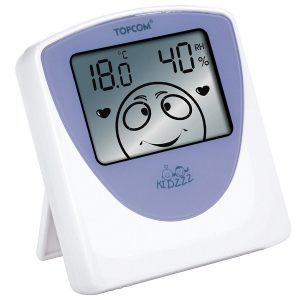 Thermometre chambre bebe for Temperature chambre enfant