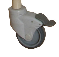 Roulettes à frein Vog Medical