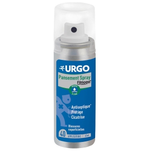 Pansement liquide Urgo Spray 40 mL