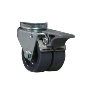 Roulettes à frein Promotal (diam. 50 mm)