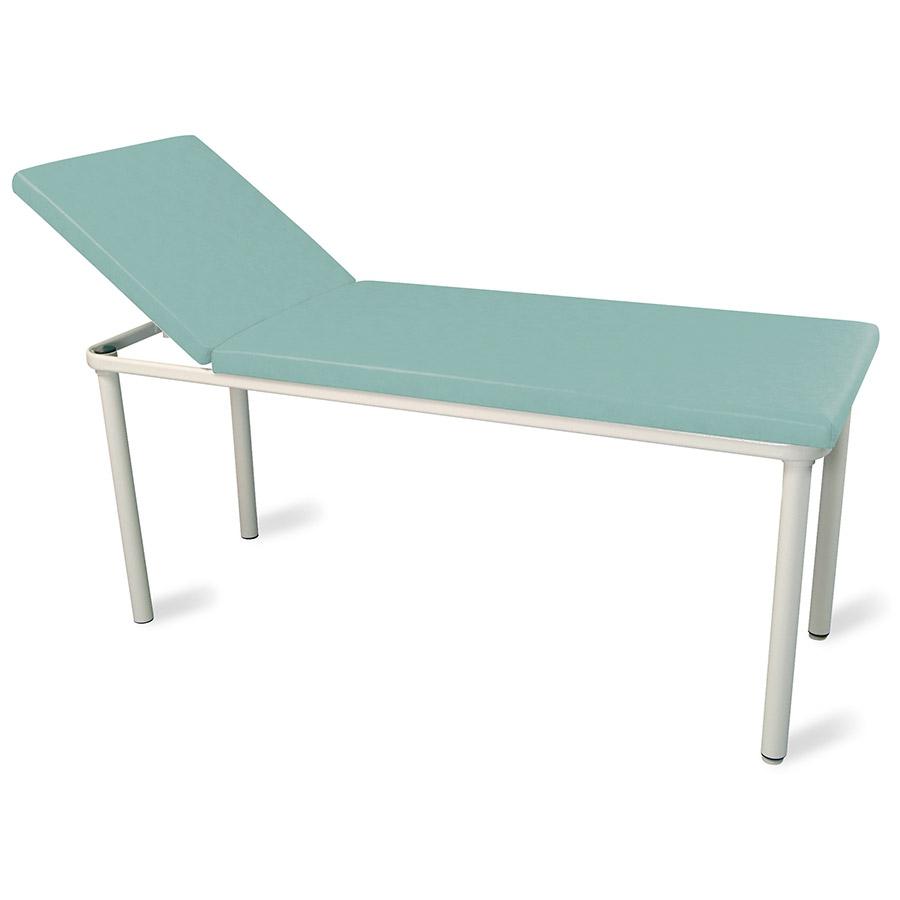 Divan d 39 examen hauteur fixe promotal gamme 1810 table d for Divan d examen