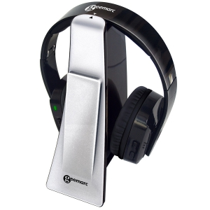 Casque TV / MP3 sans fil amplifié GEEMARC CL7400