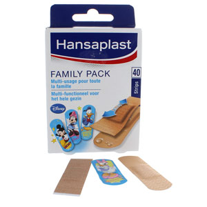 Pansements Family Pack