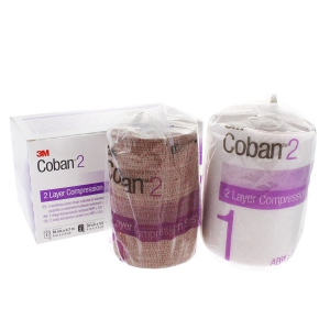 Bandes de compression 3M COBAN 2