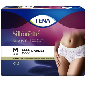 Culotte de protection TENA Lady Silhouette Normal Medium