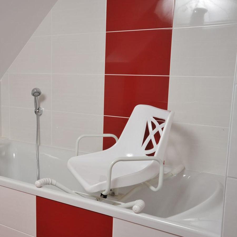 fauteuil de bain pivotant. Black Bedroom Furniture Sets. Home Design Ideas