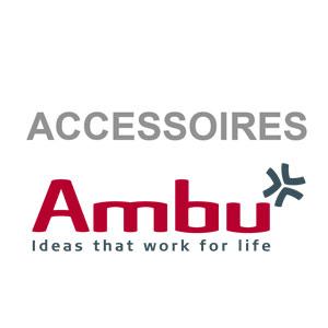 Prise secteur pour mannequin Ambu Man W (Wireless)