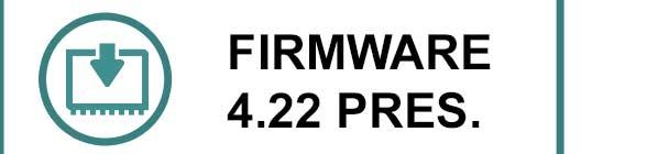 Firmaware 4.22